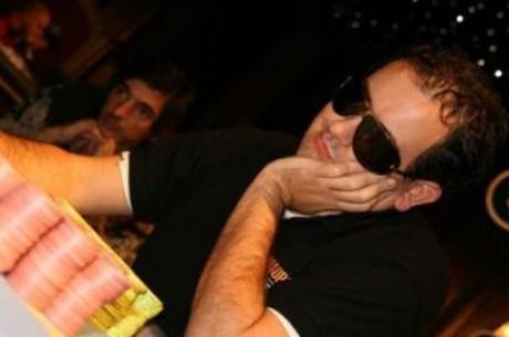 "Tróia Poker Tour Etapa #3Dia 2 - Nuno ""Zumy"" Coelho Mantém Liderança"