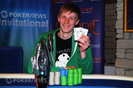 """PokerNews LT Invitational"": Manto ""krafty_lt"" Visockio triumfas vertas 11,880LTL!"