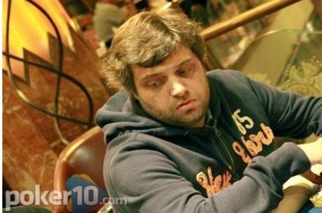 Finaliza el segundo día del Tanger Poker Million con dos españoles en juego