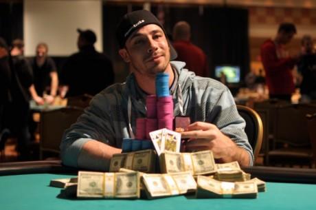 Ryan Eriquezzo Wins 2012 World Series of Poker Circuit Caesars Atlantic City Main Event
