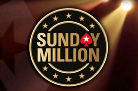 Deal à 8 joueurs au Pokerstars Sunday Million 6M$ garantis