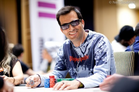 PokerStars.com European Poker Tour Madryt Dzień 1b: Navarrete liderem przed dniem 2