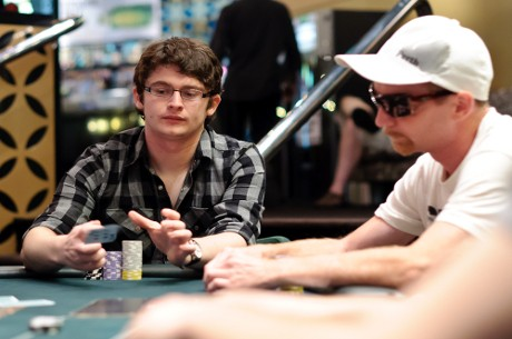 David Vamplew Leading British & Irish Charge After Day 1b of EPT Madrid
