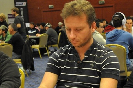 PokerStars.com European Poker Tour Madrid Day 2: Νάνος και Πανταζίδης στη...