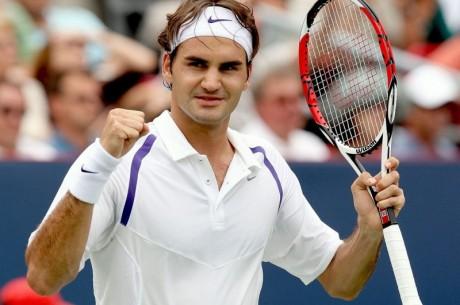 Masters 1000 Indian Wells : 5,00 la cote de Roger Federer pour gagner le tournoi