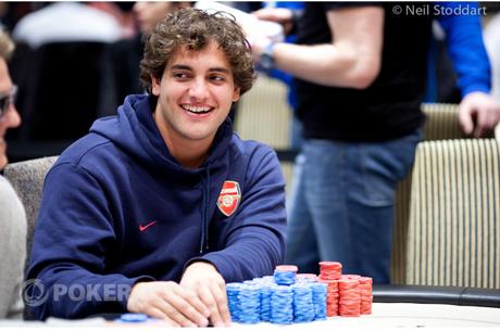 PokerStars.com EPT Madrid Day 3: Пауло Симао - текущий чиплидер