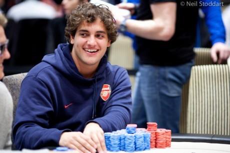 PokerStars.com EPT Madrid Day 3: Пауло Сімао - поточний чіплідер