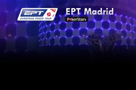 PokerStars EPT Madrid dag 4: Dypvik ute, Ricardo Ibañez leder