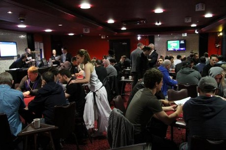 Chris Gavriel Leads GUKPT Walsall After Day 1