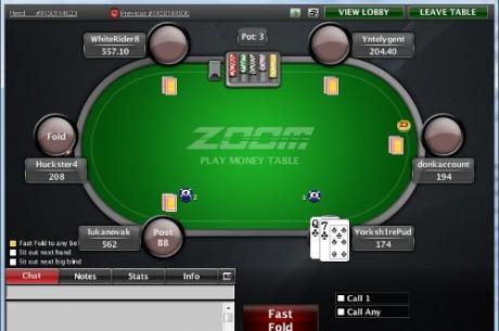 Zoom Poker spuštěn!