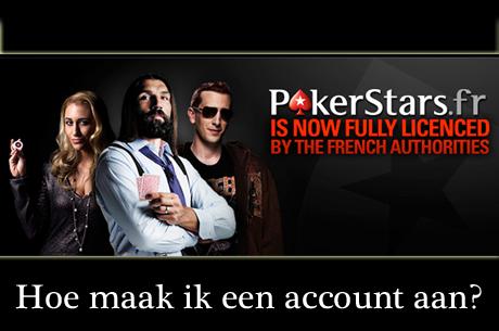PokerStars.fr Hoe maak je een account?