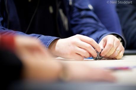 Pokerio kritikas - apie iškritusius iš turnyrų