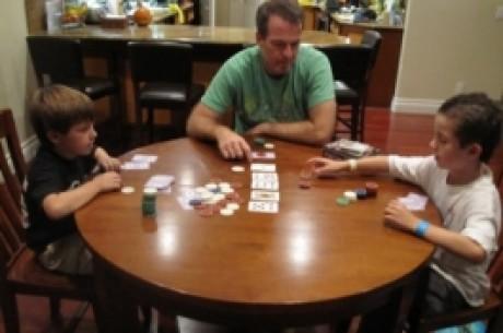 Pokerio kritikas: vaikiški kliedesiai apie laisvę