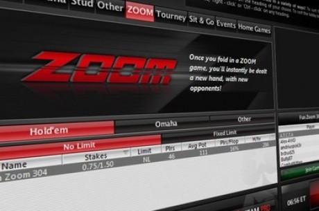 PokerStars добавиха нови лимити за игра и PLO в Zoom Poker