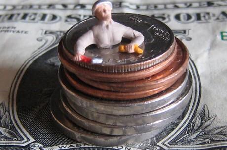 Покерът и ефектa на 'потъналите кинти'