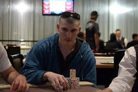 PokerStars.net ANZPT Sydney Dzień 1a: Tobin Ryall liderem