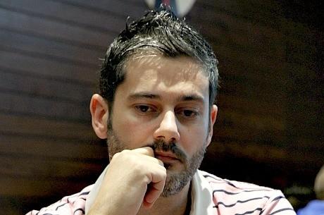 Pascual Gil, líder del Día 1A del CEP Murcia 2012
