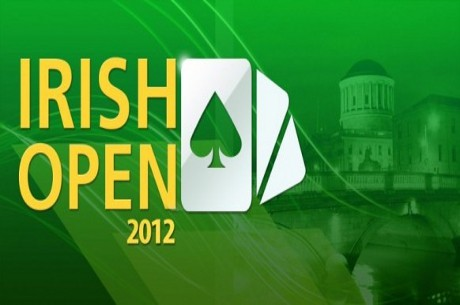 PaddyPowerPoker Launch Irish Open Last Chance Saloon