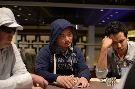 2012 PokerStars.net ANZPT Sydney Day 1b: Tam Truong līderis