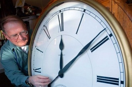 Daylight Saving Now In Force For the UK & Ireland
