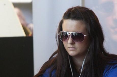 Veronika Pavlíková v posledních 13 hráčích na PokerStars.fr France Poker Series Snowfest