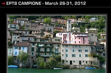 Hoy comienza el Main Event del PokerStars EPT Campione 2012
