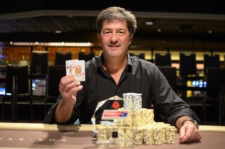 Gordon Huntly Wins 2012 PokerStars.net ANZPT Sydney Main Event