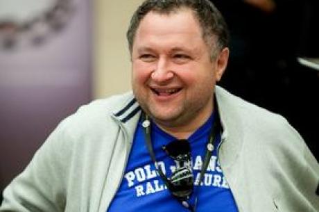 EPT Kampionė: Po 1A dienos trečias pagal žetonus mūsiškis Grigorijus Orlovas
