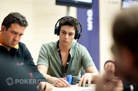 PokerStars.it European Poker Tour Campione Day 1a: Давид Андреони лидирует