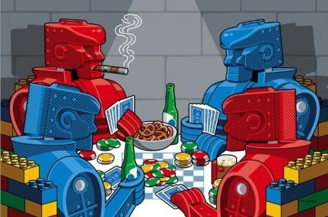 Pro Blogovi: Nema Igre Za Robote -- Alec Torelli