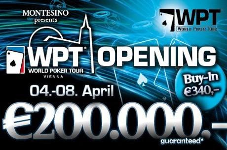 Ne Zaboravite Danas Da Igrate za WPT Paket, samo 10 PartyPoena Za Učešće!