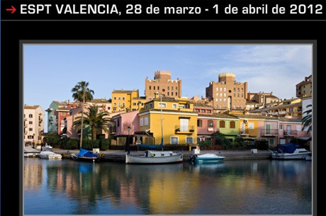 Hoy comienza el PokerStars Estrellas Poker Tour Valencia 2012