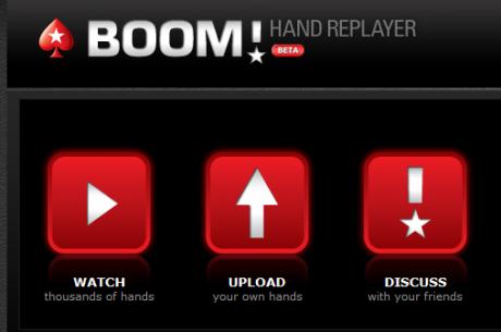 PokerStars představuje BOOM!