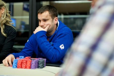 PokerStars EPT Campione dag 2: Solid ledelse til Balazs Botond