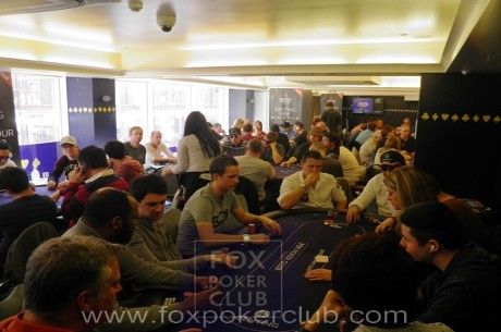 Genting Poker Series London Day 1a: David Lloyd Leads