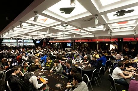 Richard Van Schendel, líder del Día 1A de Estrellas Poker Tour Valencia 2012
