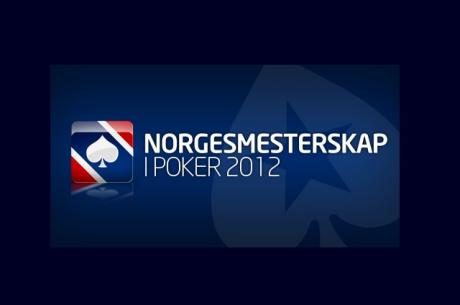 NM 2012, Main Event dag 1a + 1b