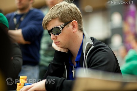 PokerStars.it European Poker Tour Campione Dia 3: Wrang Lidera; Restam 24