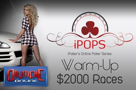 Aprilli FPP-rallidel mängus raha ja piletid iPOPS suurturniiridele