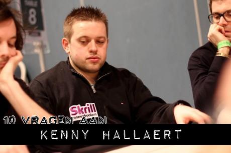 10 Vragen aan: Kenny Hallaert