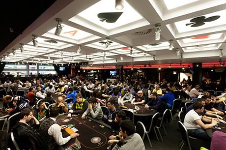PokerStars Estrellas Poker Tour Valencia Day 1a: Richard van Schendel Leads