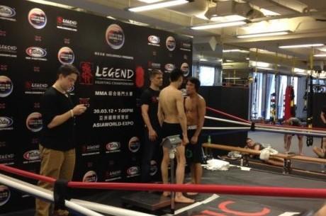 Terrence Chan спечели професионалния си MMA дебют