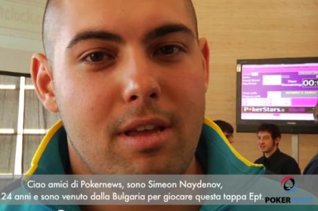 Видео: Симеон Найденов остана девети в EPT Campione за...