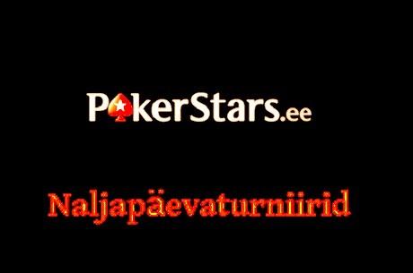 Naljapäevaturniirid PokerStarsis