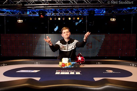 Jannick Wrang Wins the PokerStars.it European Poker Tour Campione Main Event