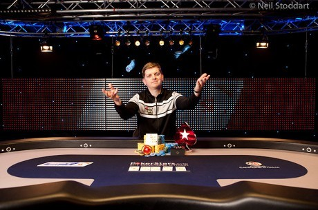 Яннік Вранг виграє PokerStars EPT Campione Main Event!