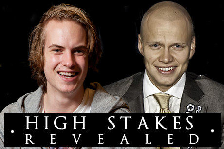 High Stakes Revealed: Blom en Sahamies winnen groot