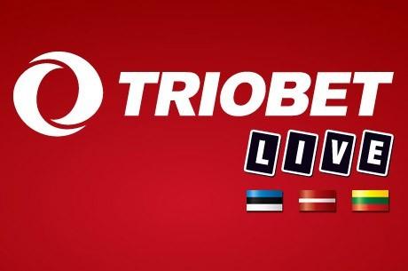 Jälgi homset Triobet Live ülekannet Pokernewsis