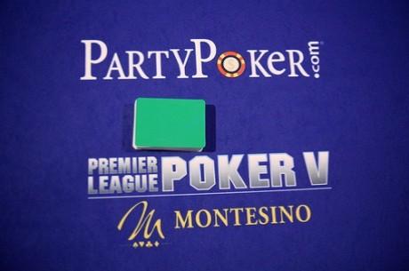 Party Poker Premier League V: O Alinhamento das Estrelas