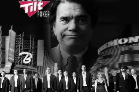 全倾斜扑克:黎明前的黑暗
